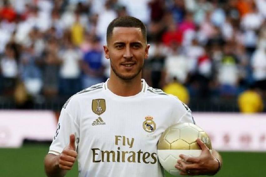Eden Hazard Can Win Ballon D'Or At Real Madrid: Roberto Martinez