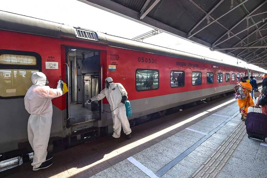 Train Ticket Bookings At Physical Facilities From Monday, More Rails Soon: Centre