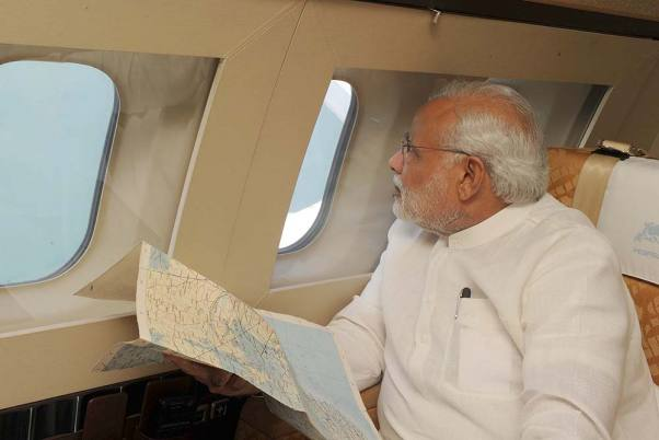 PM Modi To Conduct Aerial Survey Of Cyclone Amphan-Hit Areas Today; Mamata To Accompany Him