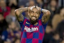 Arturo Vidal 'Very Happy' At Barcelona Amid Inter Links