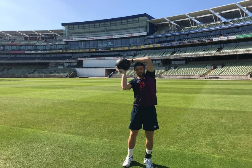 Glad To Be Suffering The 'Normality' Of Aches And Pains Due To Training: England Pacer Chris Woakes