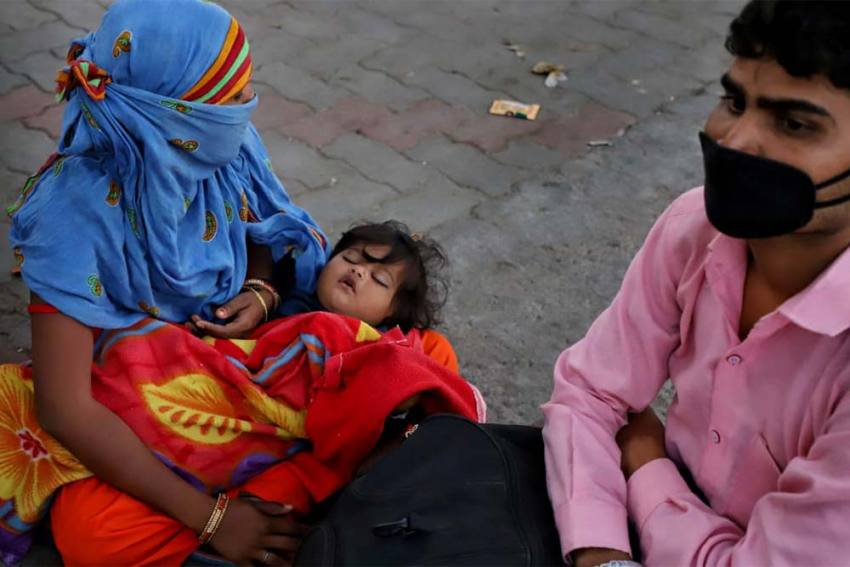 21 Babies Born On Board Shramik Special Trains Since May 1