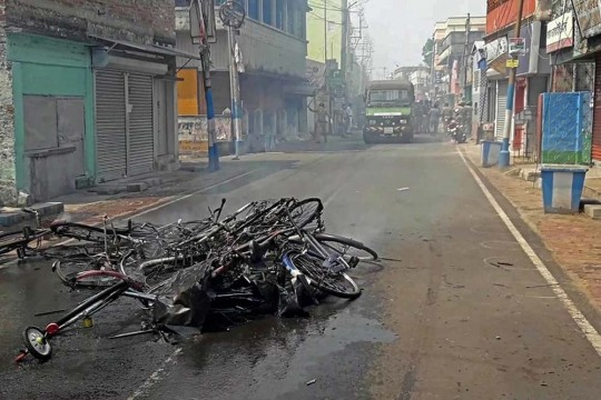 Organised Hate Campaign Rears Its Head As Communal Clashes Leave Bengal On Knife's Edge