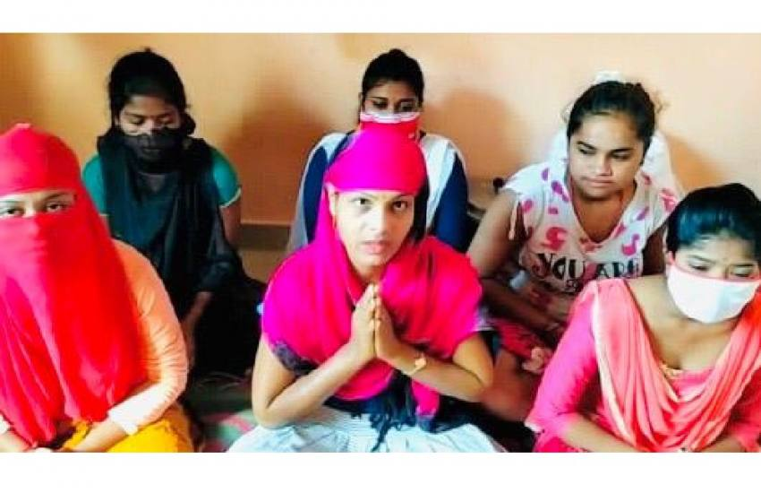 Covid-19: Odia Women Migrants Suffer Mental Stress, Feel Nobody Heeds To Their Plight