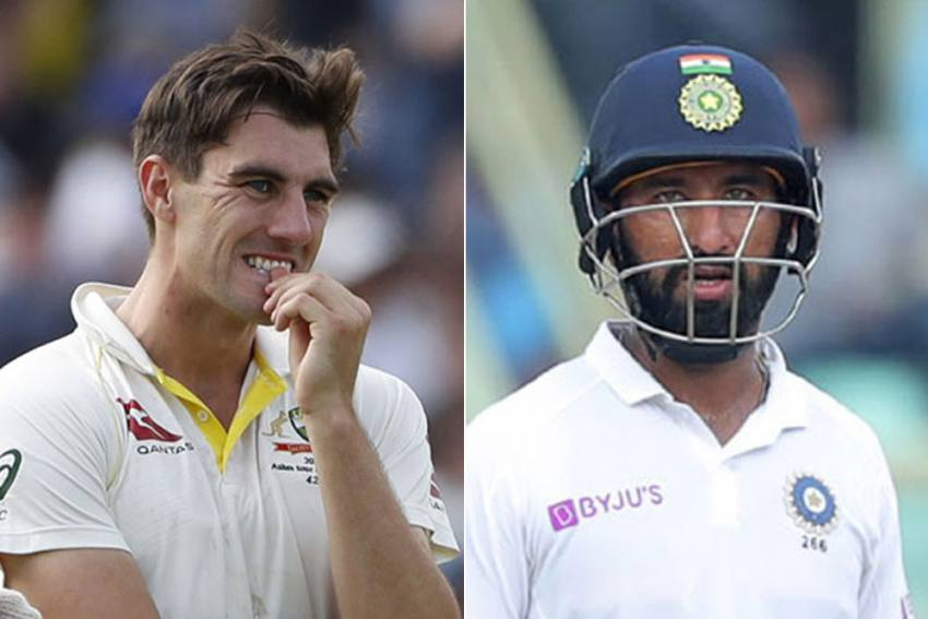 India's Tour Of Australia: Pat Cummins Devises Plans To Outlash Dangerous Cheteshwar Pujara