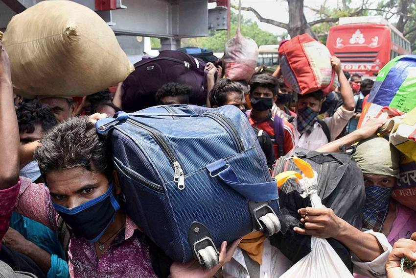 India Has 4 Crore Migrant Workers; 75 Lakh Of Them Returned Home So Far: Home MInistry