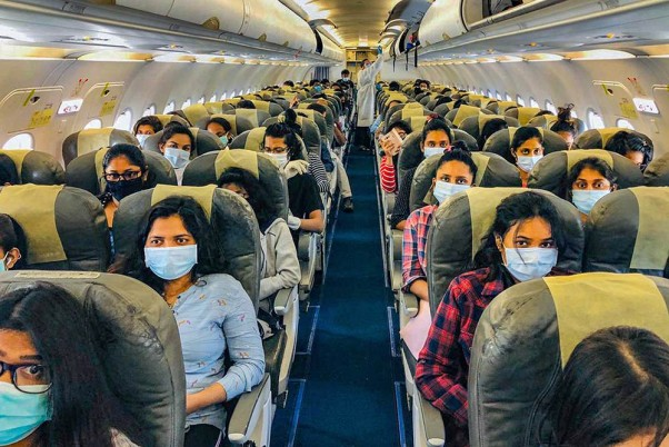 Can Govt Legally Do Away With Social Distancing Norm Inside Aircraft?