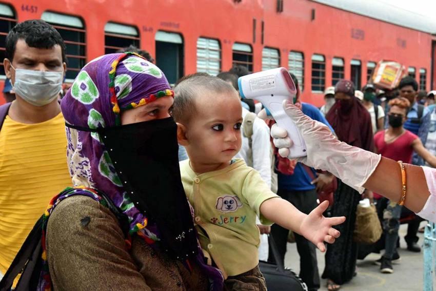 80% Shramik Trains Bound To UP, Bihar; Diverting Routes To Decongest: Railways