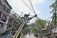 Protests Continue Over Restoration Of Power, Water Supply In Cyclone-hit Bengal