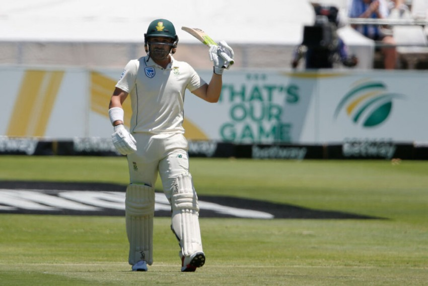 Dean Elgar Expresses Interest In Becoming South Africa's Test Cricket Captain