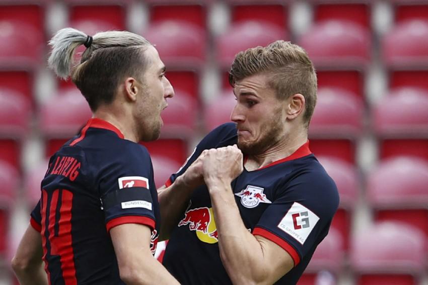 Bundesliga | Mainz 0-5 RB Leipzig: Timo Werner Hat-trick Inspires Crushing Win