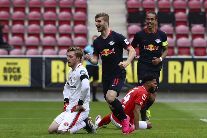 RB Leipzig 13-0 Mainz: The Most One-sided Match-ups In A Season In Europe's Top Five Leagues