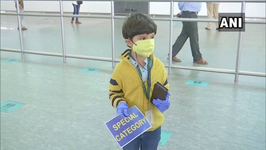 Five-Year-Old Flies Alone From Delhi To Bengaluru, Meets Mother After 3 Months