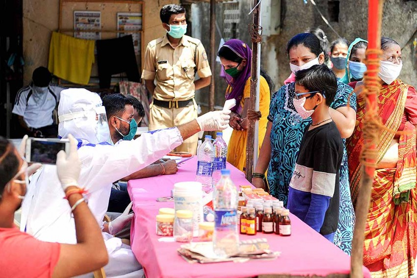 146 Deaths, 6535 New Coronavirus Cases In India In Last 24 Hours