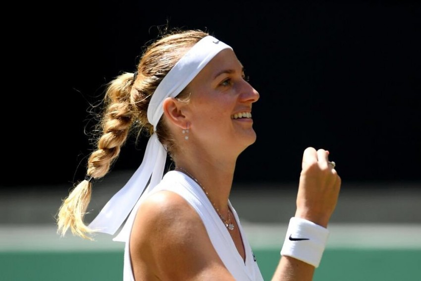 Would 'Rather Cancel' Grand Slams Than Play Without Fans: Petra Kvitova