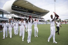 West Indies Cricketers Resume Training After COVID-19 Hiatus
