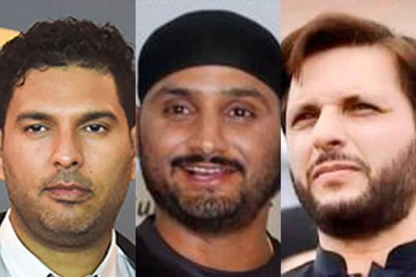 Shahid Afridi Says Yuvraj, Harbhajan Singh Have No Choice But To Live In 'Oppressed' India