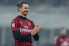 Zlatan Ibrahimovic Injury Not Serious, AC Milan Confirm