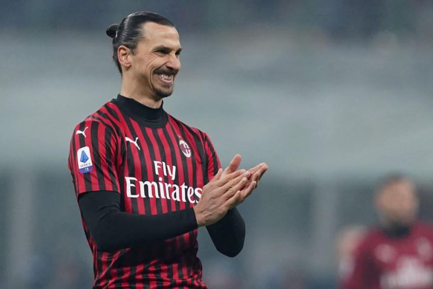 Zlatan Ibrahimovic Injury Not Serious, AC Milan Confirm