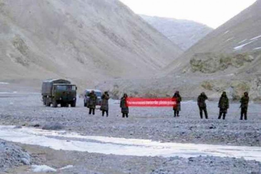Ladakh Flare-up Symptomatic Of Chinese Ambitions On India