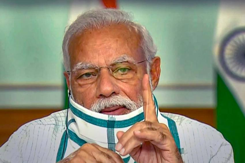PM Modi Meets NSA, CDS, 3 Service Chiefs Over India-China Stand-off In Ladakh