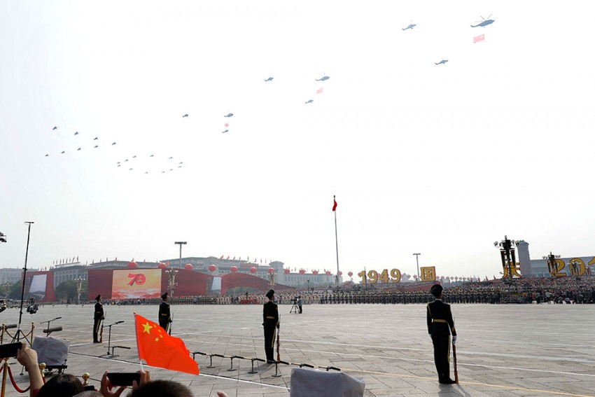 Chinese Military Defends Increased Budget, Says It Is In Line With Challenges Ahead