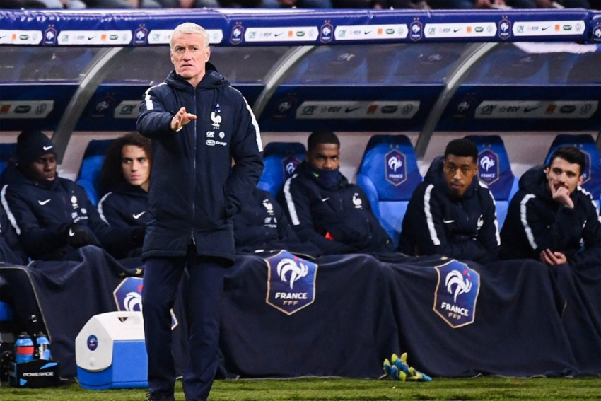 Coronavirus: Didier Deschamps Defends Ligue 1 Cancellation, Says Other Leagues Are Prioritising Money