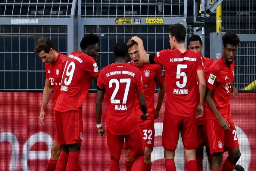 Borussia Dortmund 0-1 Bayern Munich: Joshua Kimmich's Klassiker Strike Extends Leaders' Advantage