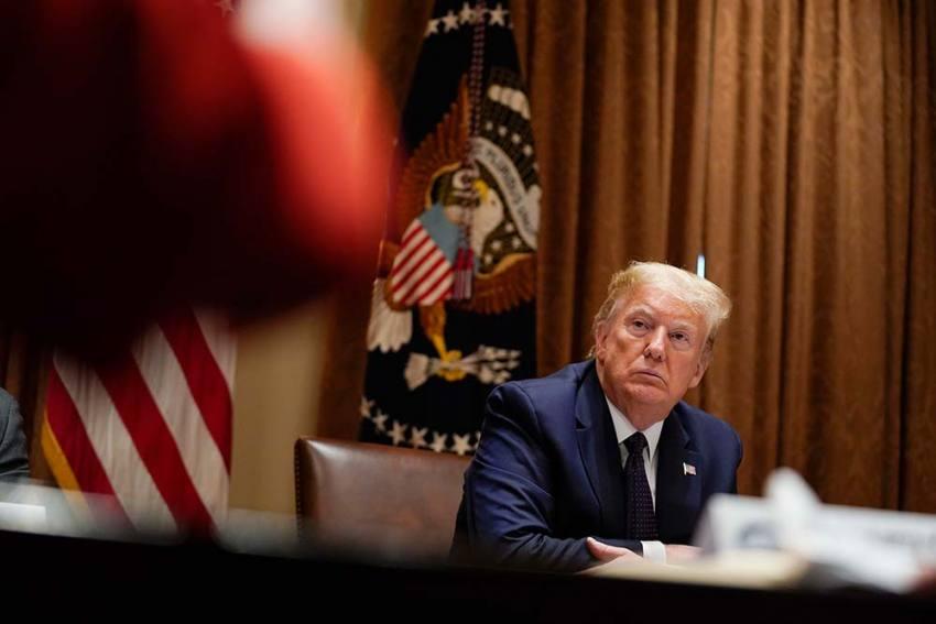 Twitter Adds Fact-check Warnings To Trump's Tweets, He Calls It 'Stifling Free Speech'