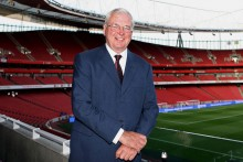 Arsenal Chairman Chips Keswick Retires
