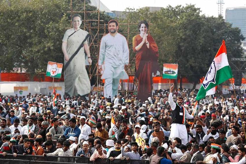 Congress Launches Speak Up India Campaign, Demands Relief Measures For Poor