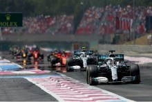 Coronavirus: Formula One Cost-Cutting Measures Approved