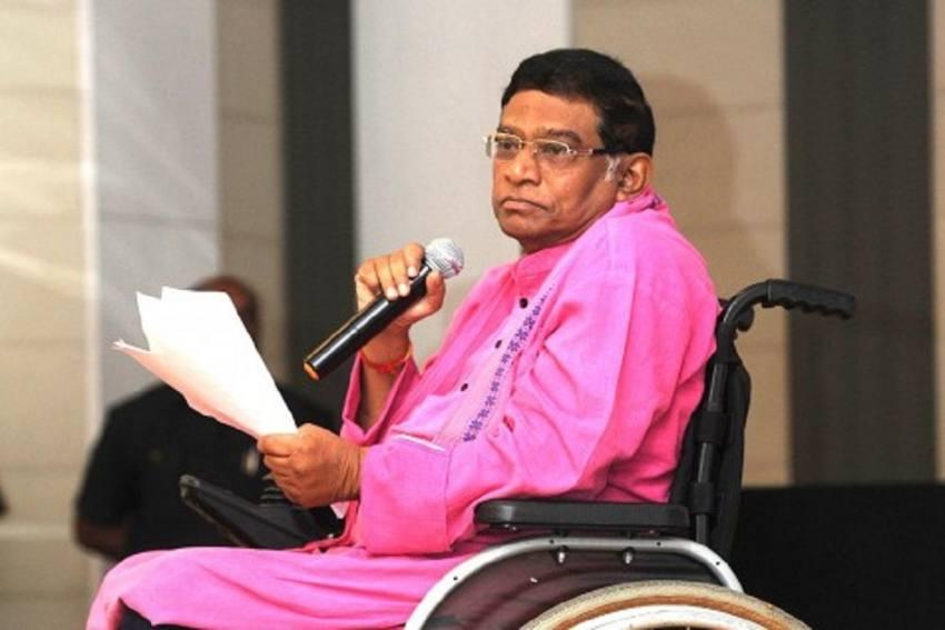 Ajit Jogi, First Chief Minister Of Chhattisgarh, Dies At 74