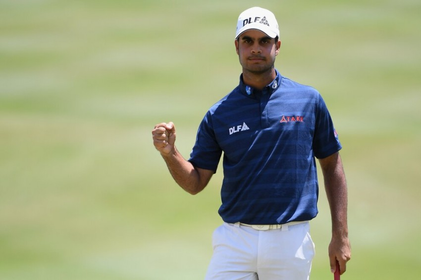 Indian Golfer Shubhankar Sharma Feels COVID-19 Break Has Been A Blessing In Disguise