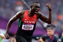 Olympic And World 800m Record Holder David Rudisha Out For 16 Weeks Due To Injury