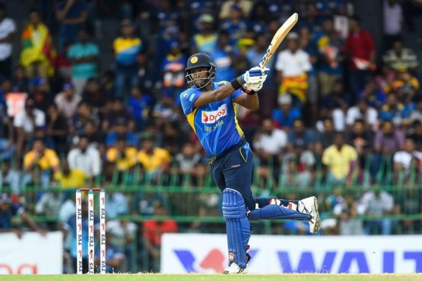 Kumar Sangakkara Feels Angelo Mathews' Injury Cost Sri Lanka The 2011 Cricket World Cup Trophy