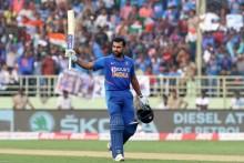 'A Standout Performer', VVS Laxman Hails Rohit Sharma