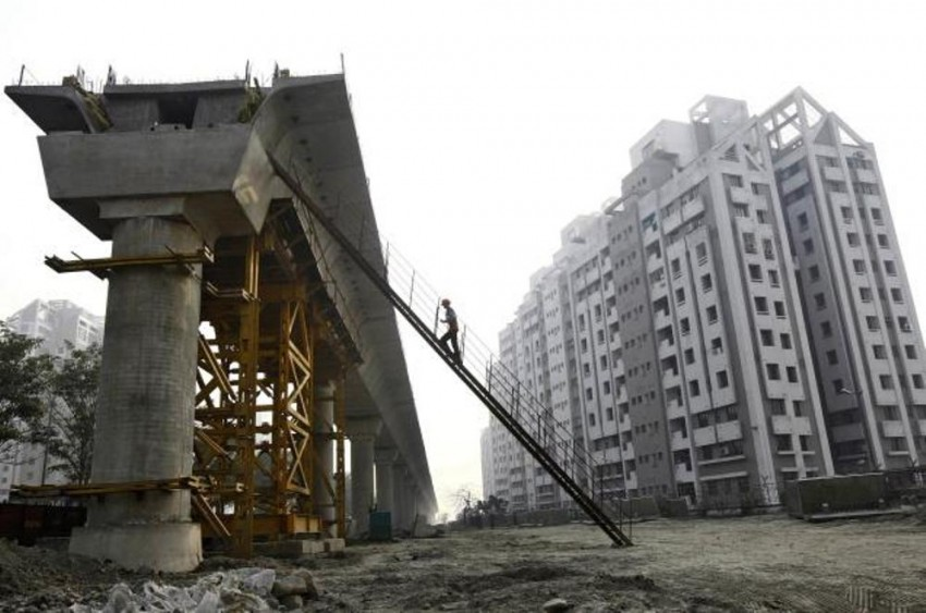 India's GDP Drops To 3.1% In January-March Quarter, Falls 11-year Low For 2019-20