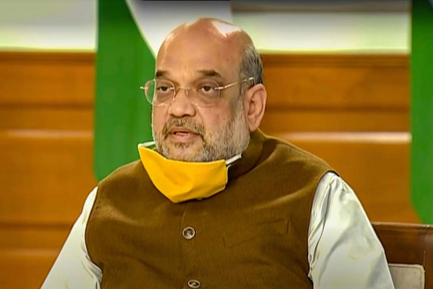 Home Minister Amit Shah Speaks To All CMs, Seeks Their Views On Lockdown Extension