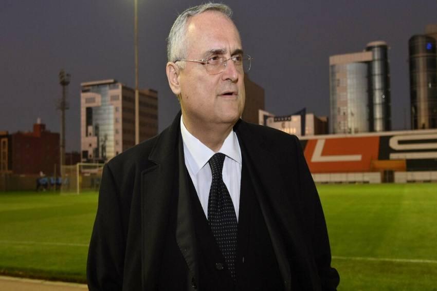 Coronavirus: Serie A Return 'A Victory For Italian Football' – Lazio President Claudio Lotito