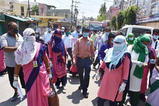 It's Time ASHAs And Anganwadi Workers Are Given Recognition As Healthcare Employees