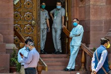 2 Floors Of Parliament Annexe Building Sealed As Officer Tests COVID-19 Positive