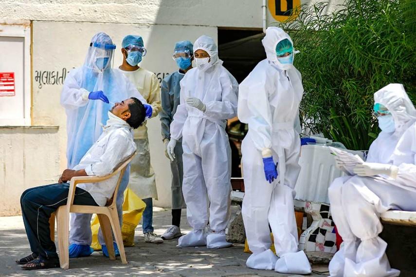 Coronavirus Live Updates: Sharpest 24-hour Spike In Deaths In ...