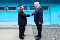 'Glad To See He Is Back': Donald Trump On Kim Jong Un