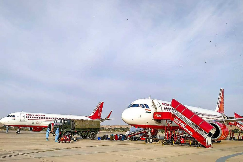 Air India Delhi-Moscow Flight Returns Midway As Pilot Tests Positive For COVID-19