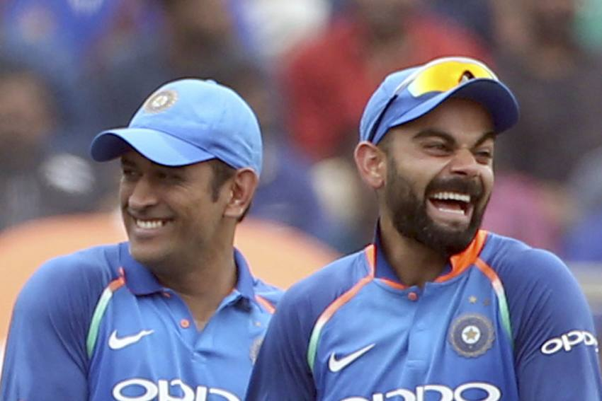 I Was Always In His Ears: India Captain Virat Kohli Reveals MS Dhoni's Role In His Ascension
