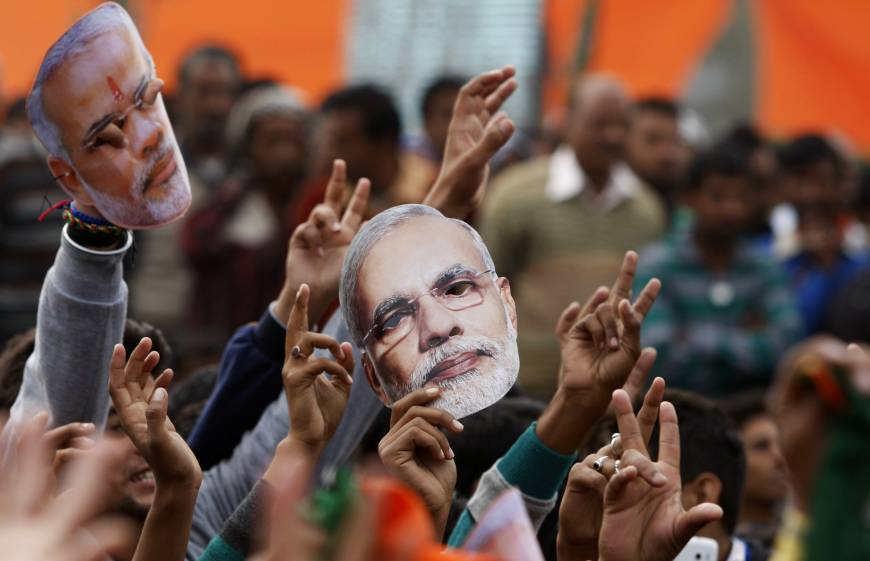 In First Year Of Modi 2.0, Ram Mandir Verdict Is BJP's Biggest Hit