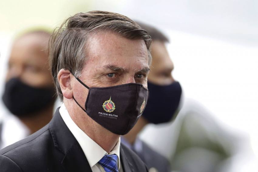Brazil President Jair Bolsonaro Wants Football Back Despite Coronavirus Pandemic