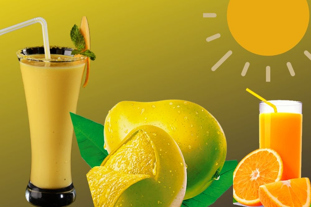Try These Refreshing Summer Drinks To Beat Scorching Heat
