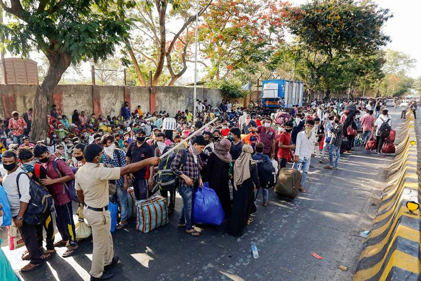 India Records Biggest Single-day Spike Of 8,380 Covid-19 Cases As Govt Prepares For Unlock